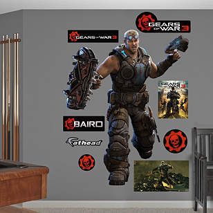 Gears of War 3: Baird